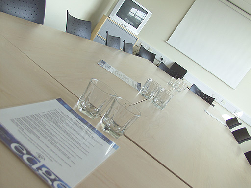 conference room in john buddle work village for hire